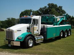 100 Kenworth Tow Truck Senica Ing LaSalle IL T800 W Century 75 Ton Rotator