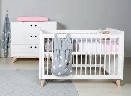 chambre bebe lit et commode mini chambre bébé bopita file dans ta chambre