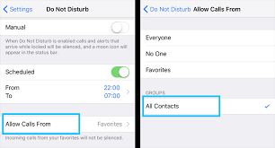 How to block all unknown calls on iPhone