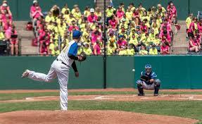 Professional Baseball Back in OOB – Surge Baseball