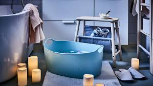 how to arrange a well being spa session at home ikea ca