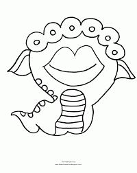 Monster Coloring Pages 2016 Dr Odd