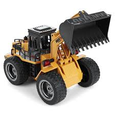 100 Big Remote Control Trucks 1520 Rc Car 6ch 1 14 Metal Bulldozer Charging Rtr