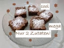 kuchen mit nur 2 zutaten ähnelt brownies einfach schnell gemacht