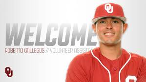 Spirit Halloween Jobs El Paso Tx by Gallegos Added To Ou Baseball Staff The Official Site Of