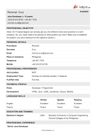 Your Tech Job Resume Guide - Ictjob.ph Latex Templates Curricula Vitaersums How Yo Make A Resume Template Builder 5 Google Docs And To Use Them The Muse Design A Showstopping Resume Microsoft 365 Blog Create Professional Sample For Nurses Without Experience Awesome How To Make Cv For Teaching Job Business Letter To In Wdtutorial Can I 18 Build Simple By Job Write 20 Beginners Guide Novorsum Perfect Sales Associate Examples