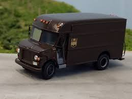 100 Ups Truck Toy 187 Scale UPS Truck Album On Imgur