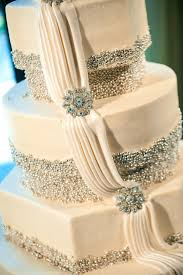 Modern Wedding Cakes And Traditional Cake Pictures 8 The A Little Too Many Beads For My Taste But Its Beautiful Otherwise