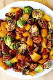 Sprout Pumpkin Seeds Recipe by Maple Butternut Squash Roasted Brussels Sprouts Pumpkin Seeds
