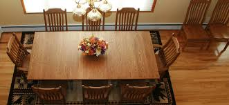 Frequently Asked Questions About Amish Made Dining Room Furniture