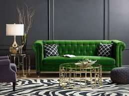 Green Sofa Living Room Ideas K Bar Images Velvet On Phenomenal Greenfa