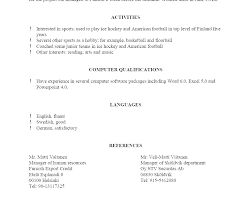 Sample Resume References Available Upon Request Listing Example With Cover Sheet For Professional Gallery Template Templates