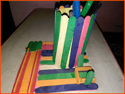 Awesome Diy Craft For Kids A Good Summer Activity To Engage This Pen Pict Of Site Ideas With Ice Cream Sticks
