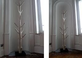 deco tronc d arbre portemanteau tronc d arbre yosemite deco les esthètes arbres