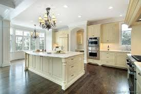 Cream Kitchen Flooring Ideas Delightful Modern With White Cabinets Traditional Photos Design