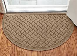 Waterhog Floor Mats Canada by Water Trapper Floor Mat Basketweave Water Trapper Half Moon Mat