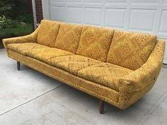 Danish Modern Sofa Ebay by Mid Century Modern Danish Sofa Couch Dux Style Large Vtg 1960s Mcm