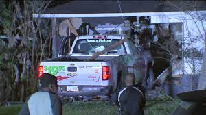 100 U Haul Pickup Trucks Pickup Crashes Into Home Where Father And His Baby Were