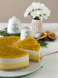 mango kokos torte mit maracujaspiegel die küchenzuckerschnecke