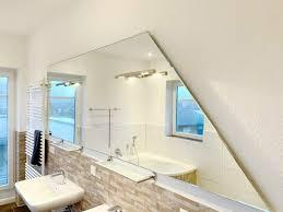 sehr großer spiegel bad wohnzimmer etc monitor einbau mög
