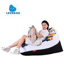 King Fuf Bean Bag Chair by 39 60 Buy Here Levmoon Beanbag Sofa Chair Yellow People Seat