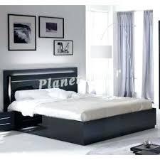 chambre adulte noir lit chambre adulte lit chambre adulte city noir 160 200 chambre lit