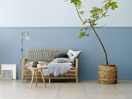 35 schön wände zweifarbig streichen wicker furniture