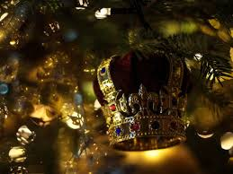 Christmas Decorations At Windsor Castle
