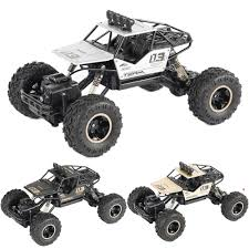 100 4wd Truck New 116 4WD RC Cars Scale Drive Rock Crawler Offroad Remote