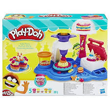 hasbro play doh b3399eu4 kinderknete kuchen knete