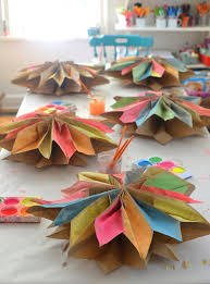 Make Giant Stars From Paper Lunch Bags Then Paint With Tempera Cakes Perfect Craft