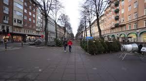 100 Karlaplan Sweden Stockholm Walking From To Brahegatan