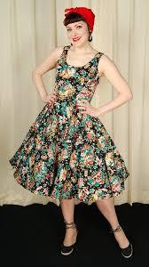 Monte Carlo 50s Swing Dress