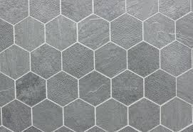 large hexagonal floor tiles large hexagon floor tile black hex