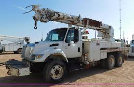 2004 International 7400 Digger Derrick Truck | Item L5953 | ...