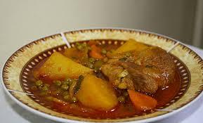 recettes de cuisine tunisienne tajine de petits pois petits pois à la tunisienne cuisine du