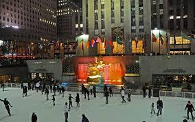 Rockefeller Plaza Christmas Tree 2014 by New York Ny 17 U2013 Rockefeller Center The Prosaic Traveller