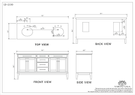 Ada Bathroom Counter Depth by Bathroom Sink Depth Standard Best Sink 2017