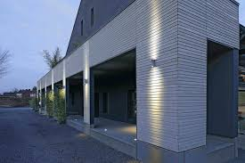 exterior wall sconces commercial curve led exterior wall sconce