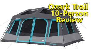 Ozark Trail 10-Person Instant Cabin Tent - Ozark Trail 10 Person ... Ozark Trail 9 Person 2 Room Instant Cabin Tent With Screen My Ozark Trail Connectent Explore Texas Napier Backroadz Truck Vs 10person Xl Family Sportz 57 Series Compact Regular Bed Cool Stuff 10 Person Cabin 3 Rooms Tents All Season Buy Camping Outdoor Canopies Online At Overstockcom Napier Backroadz Compact Short 6feet Greenbeige Climbing Adventure 1 Truck Tent Dome Toyota Tested My Cheap Today Pinterest Cheap Amazoncom Avalanche Iii Sports Outdoors 22 Piece Combo Set Sleeping Bags