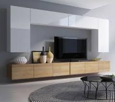 details zu moderne wohnwand simson xiii wohnzimmer modern kollektion wohnzimmer set