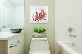 gemälde wandbilder für das badezimmer homify
