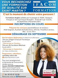 ifacom formation accueil