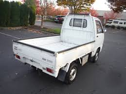 100 Hijet Mini Truck Used 1993 Daihatsu 4x4 Truck For Sale In Portland Oregon