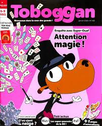 Abonnement Toboggan Abonnement Magazine Par Toutabocom