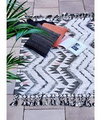 teppiche mit blockprint boho stil dekoration kaufen