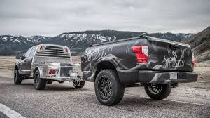 Nissan Smokin' Titan Hits The Road Ahead Of 'The Great Titan Meat Up ...