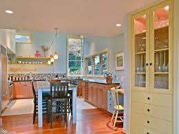 Blue And Yellow Kitchen Decor