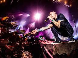 Chester Bennington Linkin Park thank Chris Martin for beautiful
