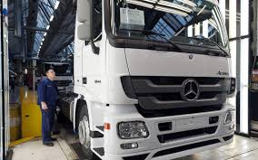 Daimler Takes A Jab At Tesla E-trucks Plan As Rivalry Heats Up Mercedes Benz Trucks In An Industrial Setting Stock Photo 24550032 Mercedesbenz Truck Range Actros Antos Atego Arocs Econic Special Trucks Unique Vehicle Concepts For Countless Mercedes Trucks Truckuk Historic Vehicle Benz Used For Sale News Shows New Heavy Truck Germany 1845 Ls 4x2 Bigspace Classtruckscom K2 Scales Heights With From Rossetts Zeven 816l En 821l Voor Swiss Sense The Hartwigs Mercedesbenzblog Celebrates The